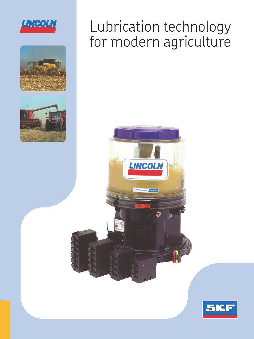 Lincoln Agriculture Brochure