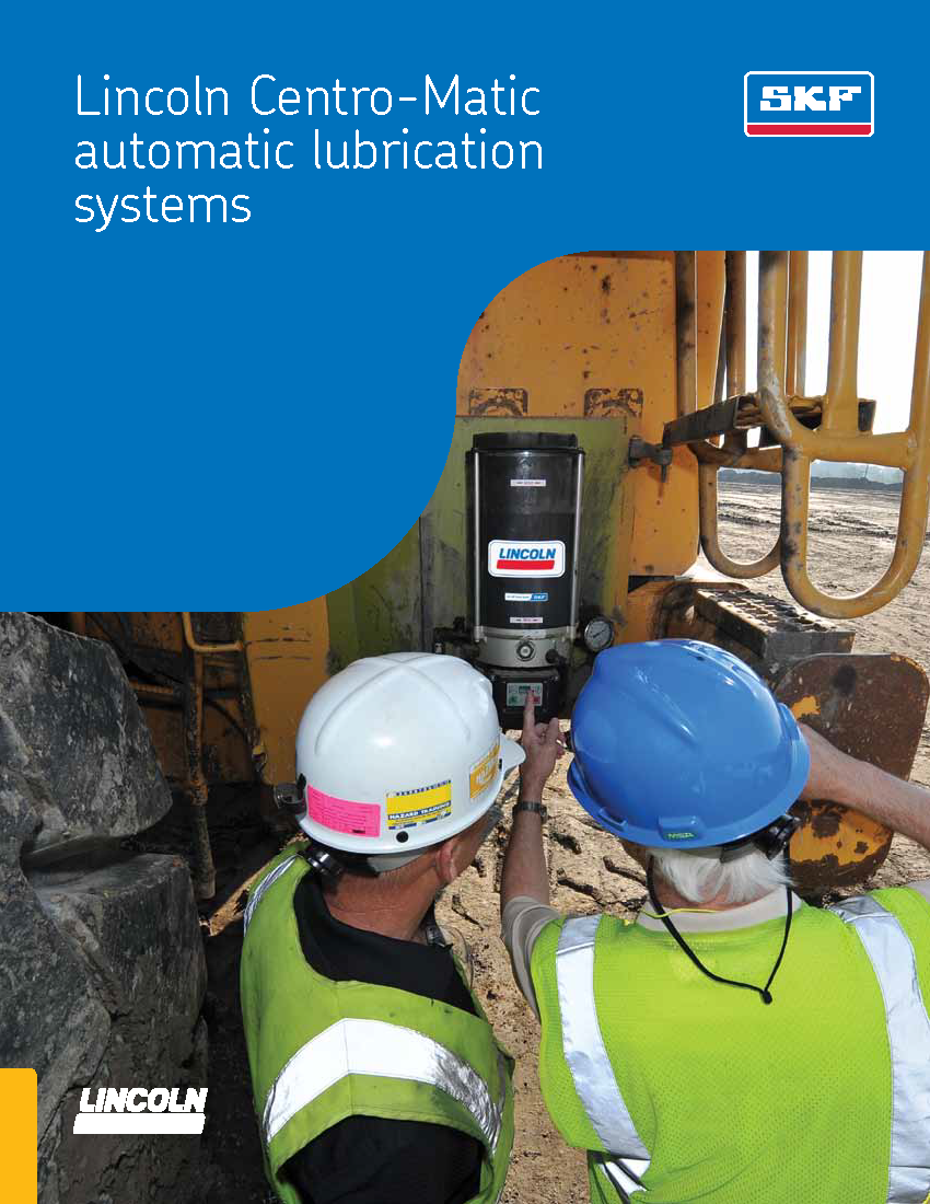 Centro-Matic Automatic Lubrication Systems