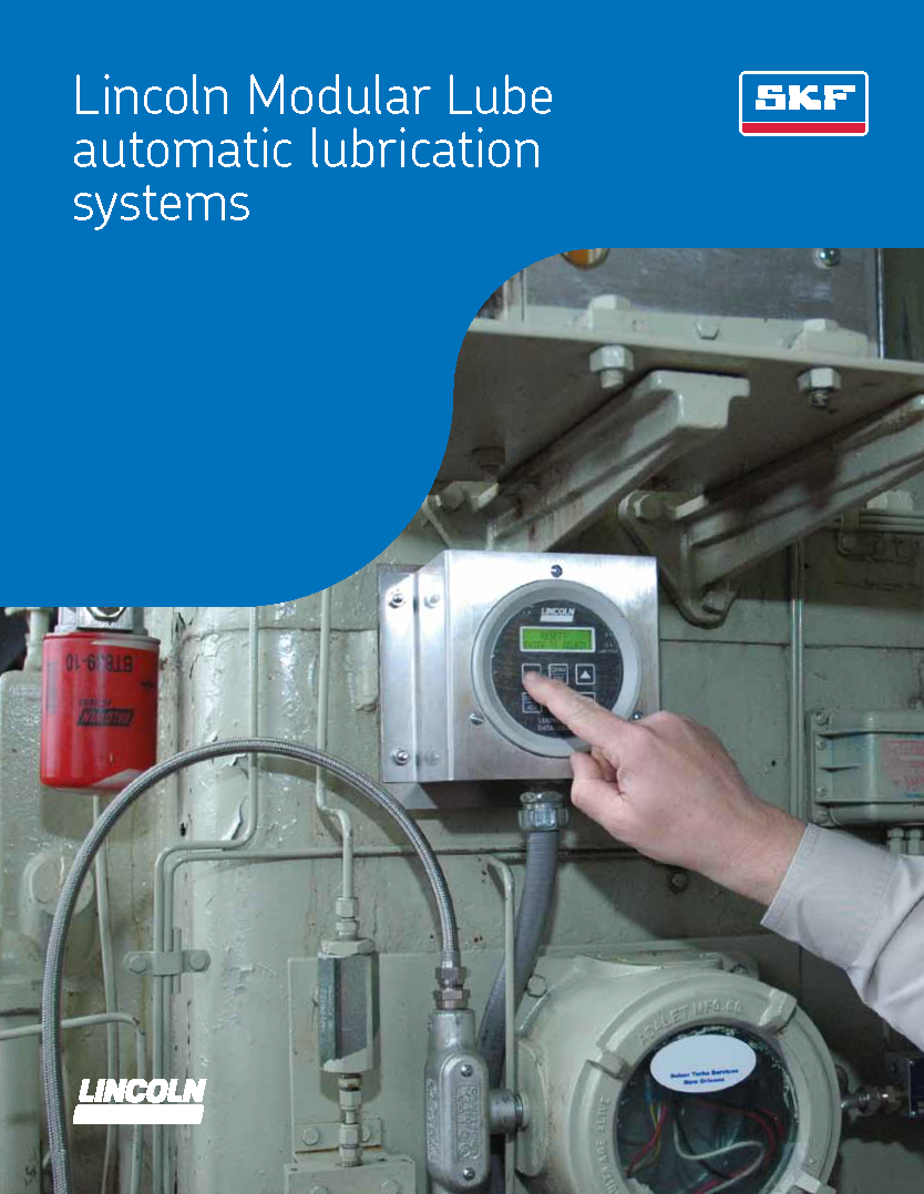 Modular Lube Automatic Lubrication Systems