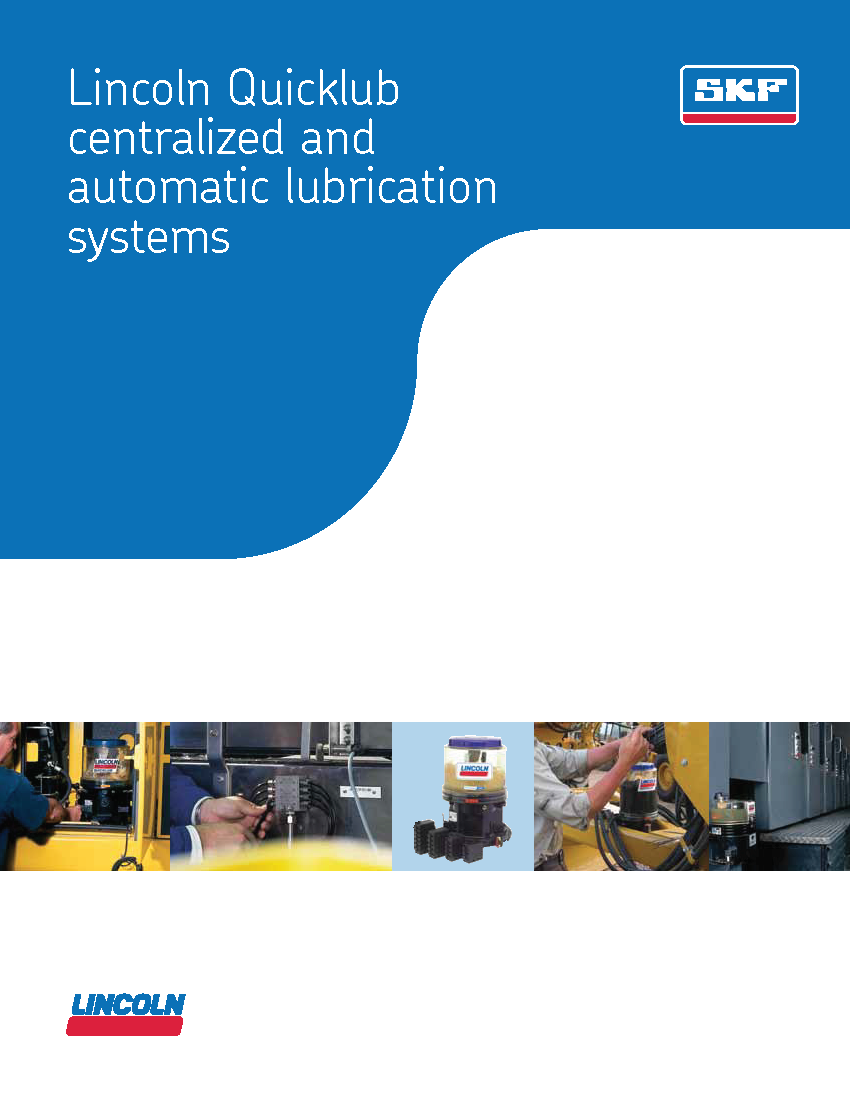 Quicklub Centralized and Automatic Lubrication Systems