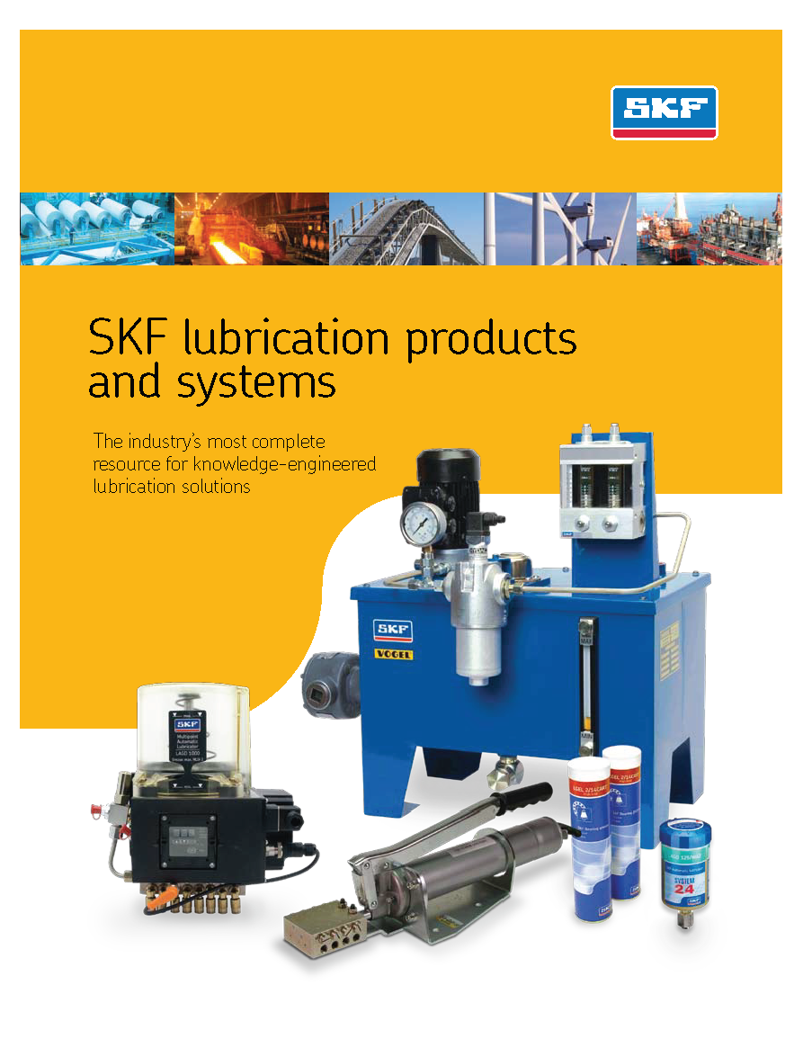 SKF Lubrication Products